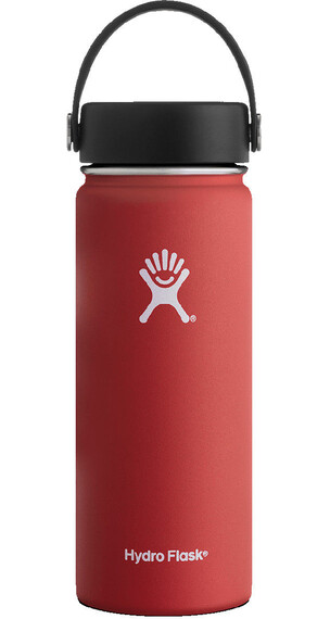 Hydro Flask Wide Mouth Flex Bottle 18oz (532ml) Lava